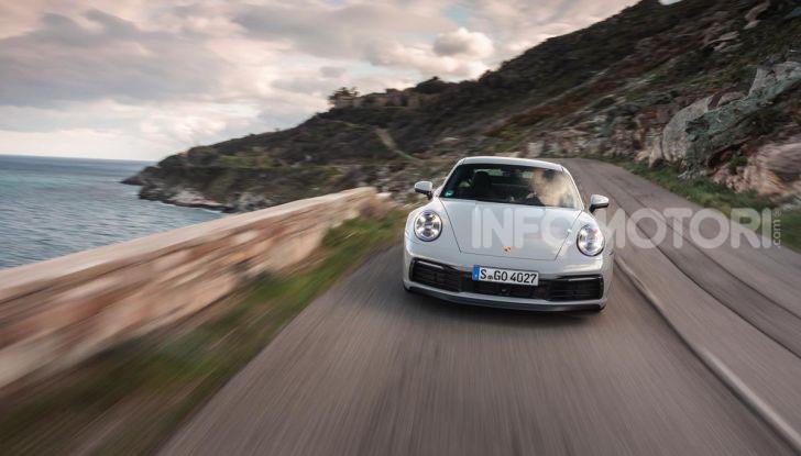 [VIDEO] Nuova Porsche 911 (992): Prova su strada in Corsica della nuova Carrera S - Foto 62 di 69