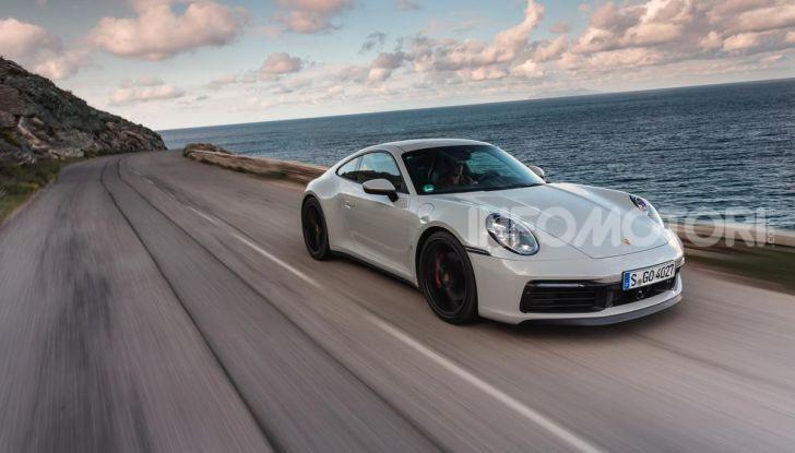[VIDEO] Nuova Porsche 911 (992): Prova su strada in Corsica della nuova Carrera S - Foto 63 di 69