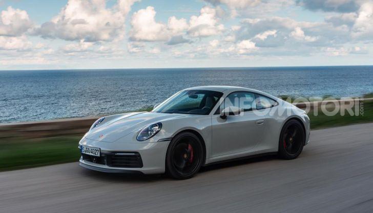 [VIDEO] Nuova Porsche 911 (992): Prova su strada in Corsica della nuova Carrera S - Foto 64 di 69