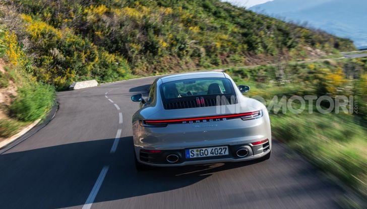 [VIDEO] Nuova Porsche 911 (992): Prova su strada in Corsica della nuova Carrera S - Foto 23 di 69