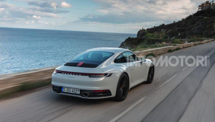 [VIDEO] Nuova Porsche 911 (992): Prova su strada in Corsica della nuova Carrera S - Foto 43 di 69
