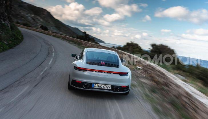 [VIDEO] Nuova Porsche 911 (992): Prova su strada in Corsica della nuova Carrera S - Foto 65 di 69