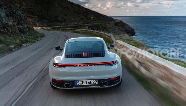[VIDEO] Nuova Porsche 911 (992): Prova su strada in Corsica della nuova Carrera S - Foto 44 di 69