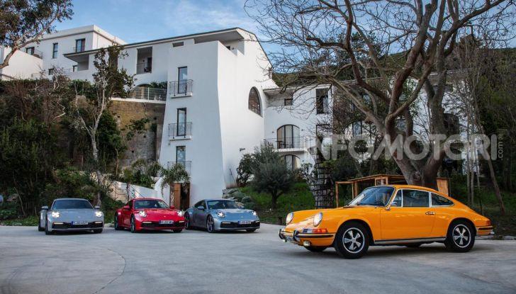 [VIDEO] Nuova Porsche 911 (992): Prova su strada in Corsica della nuova Carrera S - Foto 66 di 69