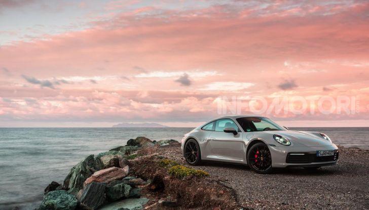 [VIDEO] Nuova Porsche 911 (992): Prova su strada in Corsica della nuova Carrera S - Foto 67 di 69