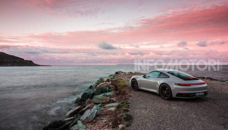 [VIDEO] Nuova Porsche 911 (992): Prova su strada in Corsica della nuova Carrera S - Foto 68 di 69