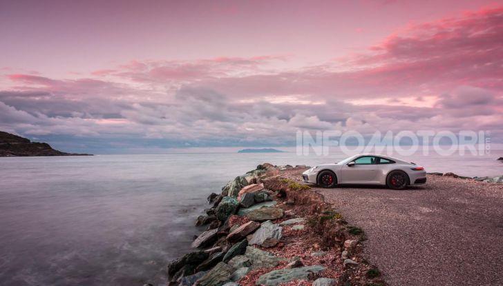 [VIDEO] Nuova Porsche 911 (992): Prova su strada in Corsica della nuova Carrera S - Foto 69 di 69