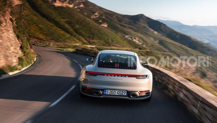 [VIDEO] Nuova Porsche 911 (992): Prova su strada in Corsica della nuova Carrera S - Foto 24 di 69