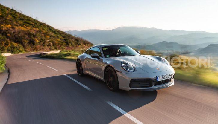 [VIDEO] Nuova Porsche 911 (992): Prova su strada in Corsica della nuova Carrera S - Foto 25 di 69
