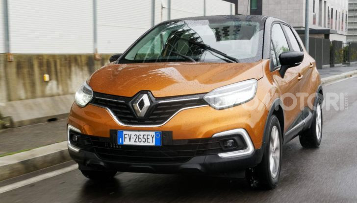 [VIDEO] Prova Renault Captur Tce 130 Sport Edition 2019, nuovo allestimento e motore - Foto 5 di 41