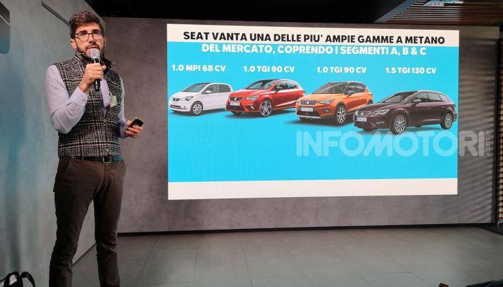 [VIDEO] Prova nuova Gamma Seat Metano: info, costi, e benefici dei motori TGI - Foto 12 di 24