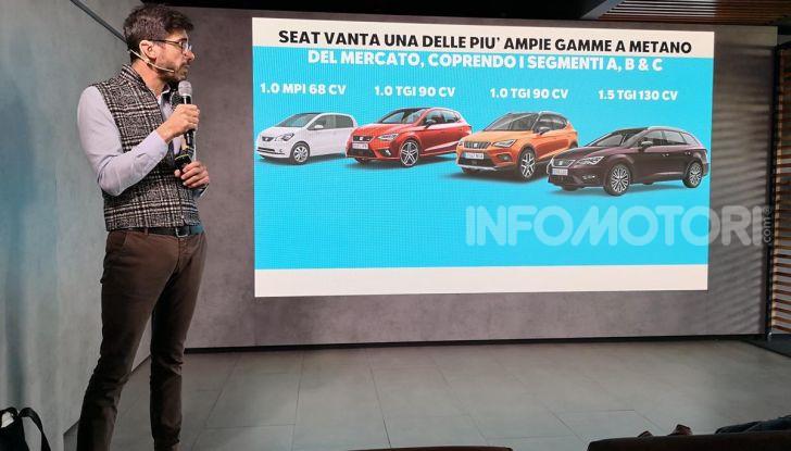 [VIDEO] Prova nuova Gamma Seat Metano: info, costi, e benefici dei motori TGI - Foto 13 di 24
