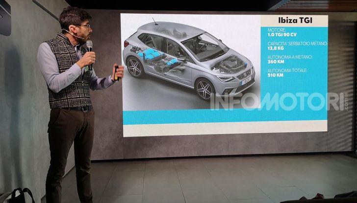 [VIDEO] Prova nuova Gamma Seat Metano: info, costi, e benefici dei motori TGI - Foto 14 di 24