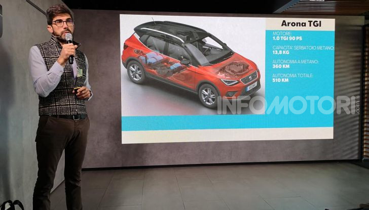[VIDEO] Prova nuova Gamma Seat Metano: info, costi, e benefici dei motori TGI - Foto 15 di 24