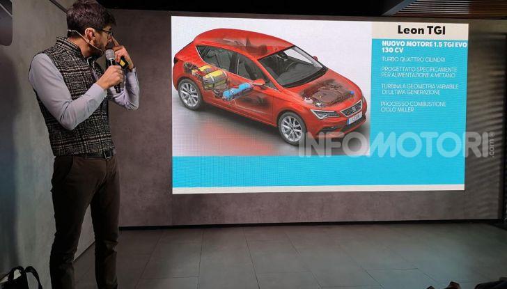 [VIDEO] Prova nuova Gamma Seat Metano: info, costi, e benefici dei motori TGI - Foto 16 di 24