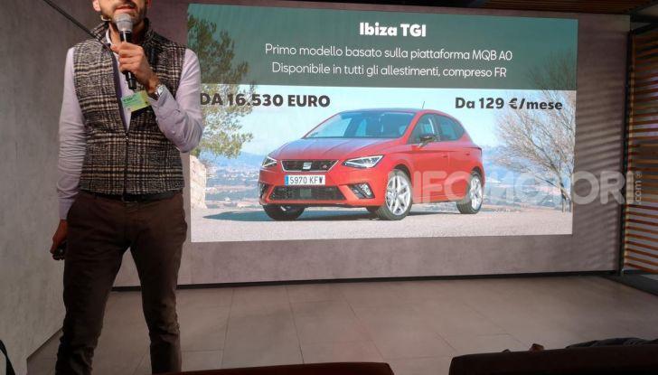 [VIDEO] Prova nuova Gamma Seat Metano: info, costi, e benefici dei motori TGI - Foto 20 di 24