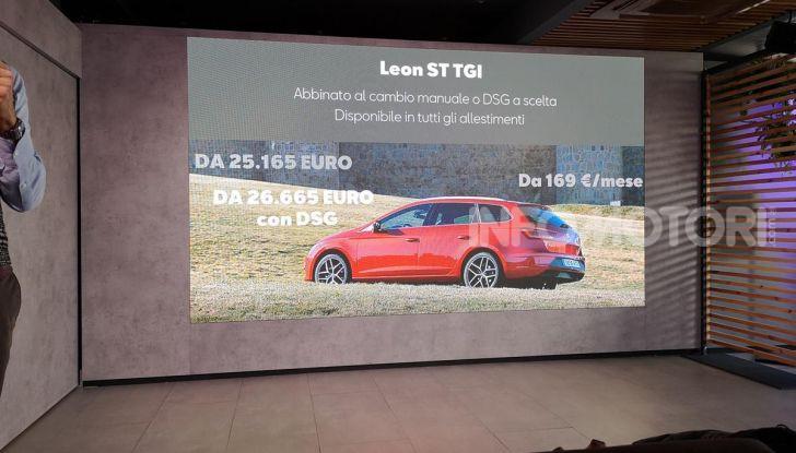 [VIDEO] Prova nuova Gamma Seat Metano: info, costi, e benefici dei motori TGI - Foto 23 di 24