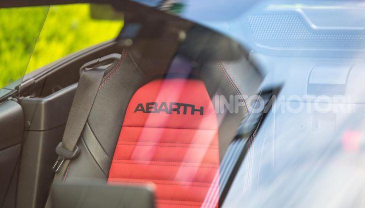 [VIDEO] Prova Abarth 124 Spider 70°Anniversario: 170CV di stile sportivo - Foto 29 di 35