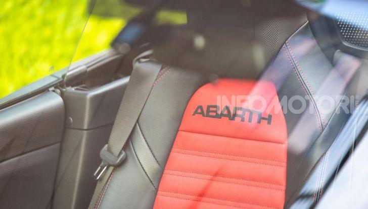 [VIDEO] Prova Abarth 124 Spider 70°Anniversario: 170CV di stile sportivo - Foto 28 di 35