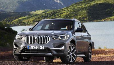 Nuova BMW X1 2020: caratteristiche, motori, allestimenti e prezzi