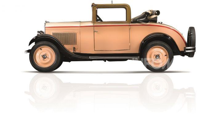 90 anni fa la prima Peugeot con tre cifre ed uno zero in mezzo - Foto 2 di 5