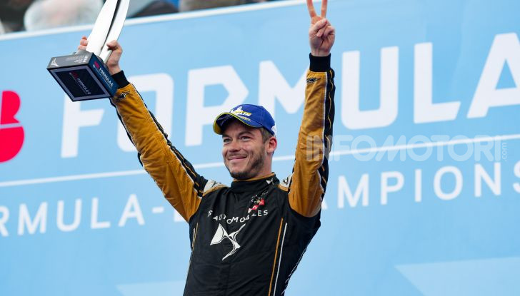 Secondo podio consecutivo per DS Techeetah a Parigi - Foto 1 di 4