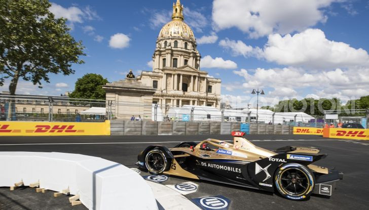 Secondo podio consecutivo per DS Techeetah a Parigi - Foto 2 di 4