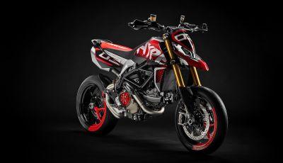 Ducati Hypermotard 950 2020, Il Concept ha la frizione a secco