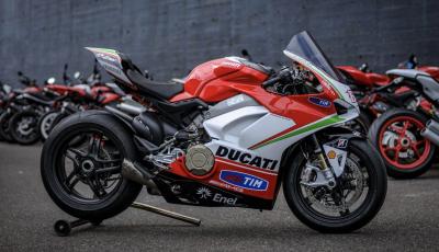Ducati Panigale V4 Nicky Hayden Tribute: un modello speciale per beneficenza