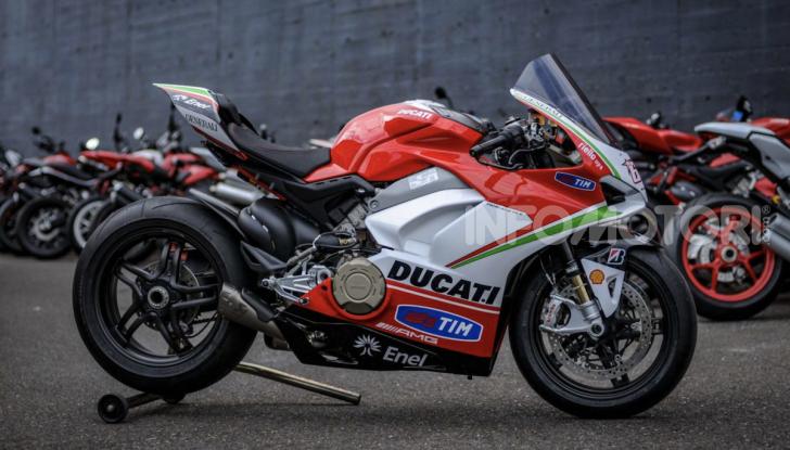 Ducati Panigale V4 Nicky Hayden Tribute: un modello speciale per beneficenza - Foto 3 di 7