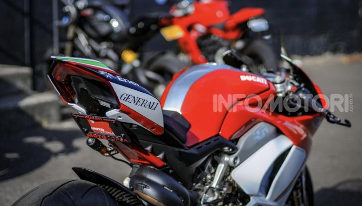 Ducati Panigale V4 Nicky Hayden Tribute: un modello speciale per beneficenza - Foto 6 di 7