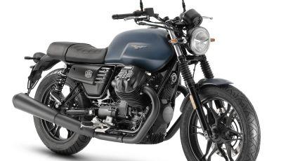 Moto Guzzi V7 III Stone: arriva l'esclusivo pacchetto Night Pack