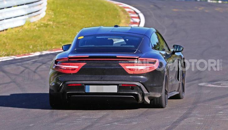 Porsche Taycan, che book: toccate le 30.000 prenotazioni - Foto 9 di 43