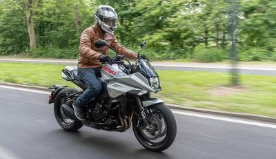 [VIDEO] Prova Suzuki GSX-S 1000 Katana, affilata di nome e di fatto