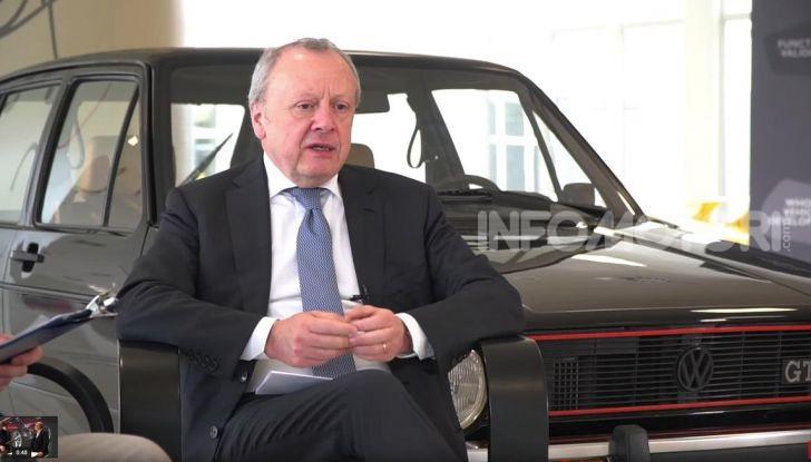 Volkswagen Golf, storia dell'auto eterna che ha cambiato il gioco - Foto 12 di 13