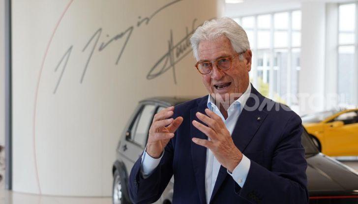 Volkswagen Golf, storia dell'auto eterna che ha cambiato il gioco - Foto 5 di 13