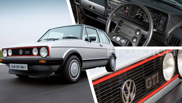 Volkswagen Golf, storia dell'auto eterna che ha cambiato il gioco - Foto 2 di 13