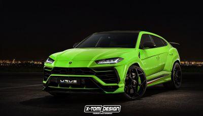 Lamborghini Urus Performante arriva nel 2021