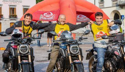 La nostra 20.000 Pieghe: un viaggio di passione con una Honda CB650R