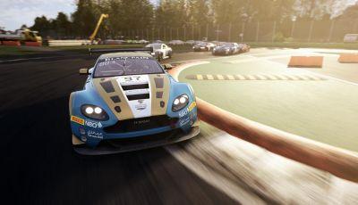 Assetto Corsa Competizione, il simulatore definitivo sbarca su Steam