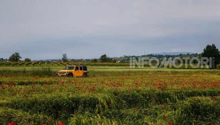 [VIDEO] Prova in fuoristrada del nuovo Jeep Wrangler Rubicon 2019 - Foto 13 di 20