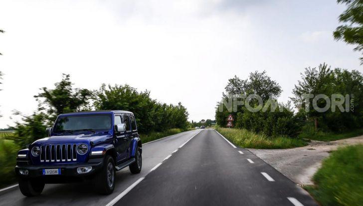 [VIDEO] Prova in fuoristrada del nuovo Jeep Wrangler Rubicon 2019 - Foto 15 di 20