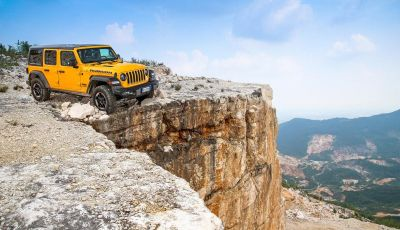 Tutta la gamma Jeep 2020 spiegata modello per modello