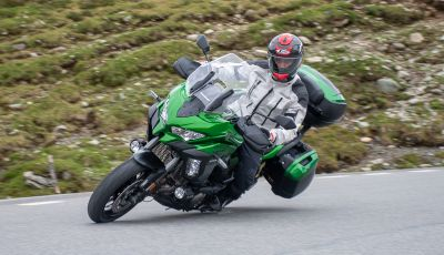 Prova Kawasaki Versys 1000 SE 2019, i 46 gradi più facili e comodi al mondo?