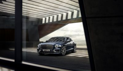 Nuova Bentley Flying Spur 2019: dati e prestazioni
