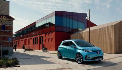Nuova Renault ZOE 2020: autonomia, prezzo e caratteristiche