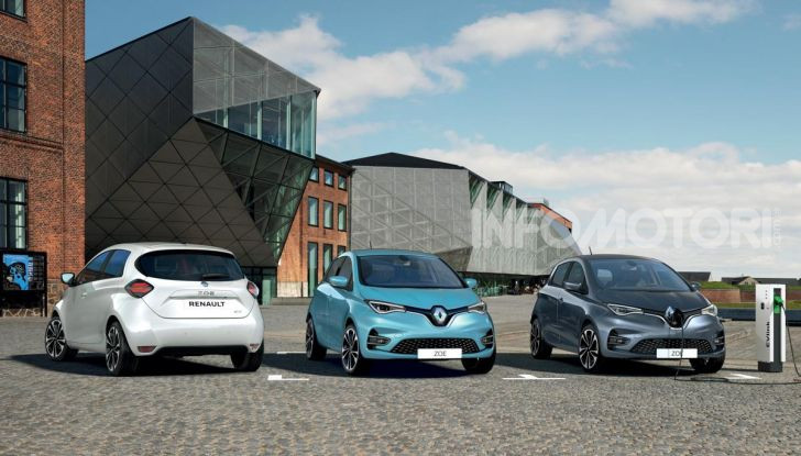 Nuova Renault ZOE 2020: autonomia, prezzo e caratteristiche - Foto 5 di 19