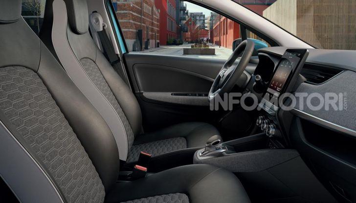 Nuova Renault ZOE 2020: autonomia, prezzo e caratteristiche - Foto 9 di 19