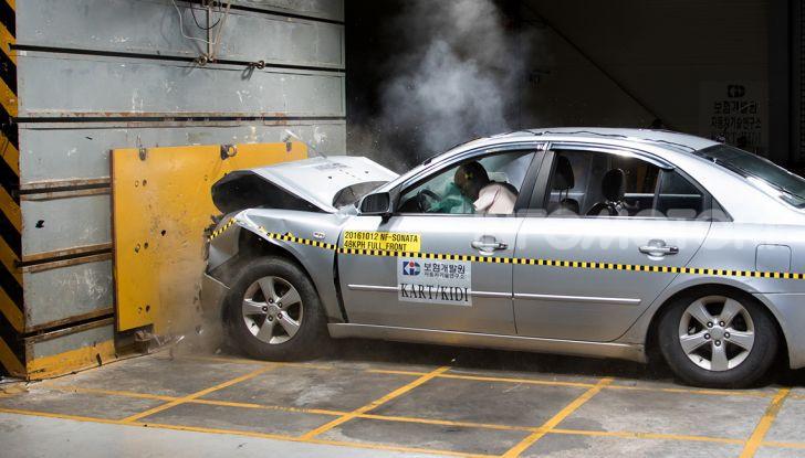 Crash test: tutto quello che c'è da sapere sulle prove d'impatto EuroNCAP - Foto 4 di 13