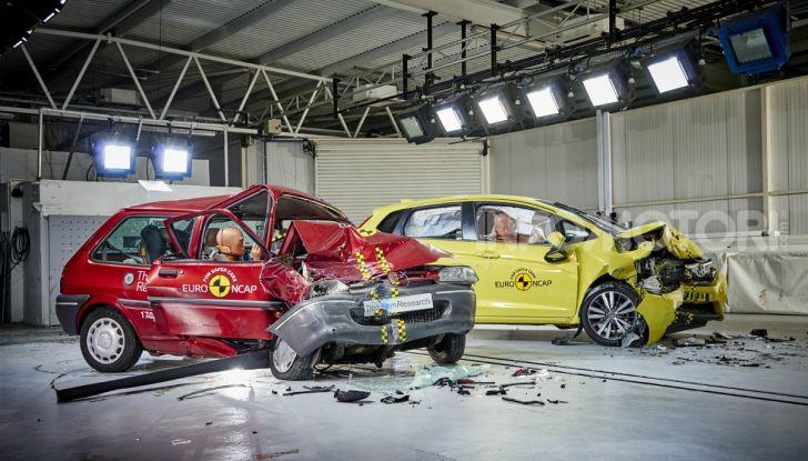 Crash test: tutto quello che c'è da sapere sulle prove d'impatto EuroNCAP - Foto 1 di 13